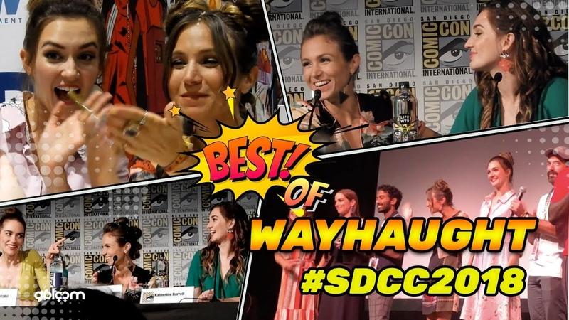 The Best of Wayhaught SDCC2018