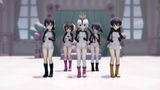 MMD Never Gonna Give You Up ( Model -