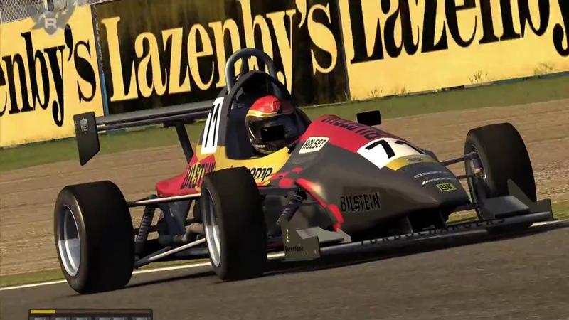 Race Driver: GRID GamePlay - JRC FJ1000 - Donington Park ✅ ⭐ 🎧 🎮