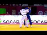 Большой Шлем в Баку | Накая - Моххамади Бариманлоу (-73 кг)