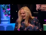 Emma Bunton plays the Wibbly Wobbly game