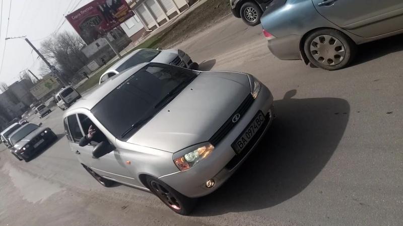 Пробег по городу 01 04 18 @autoclub kr Auto Club Kirovohrad