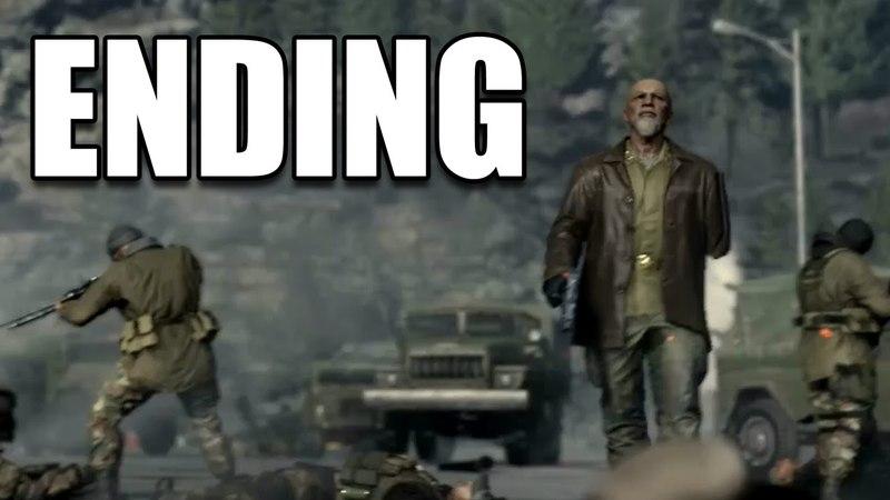 Modern Warfare Remastered - Ending