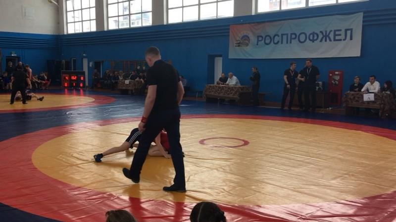 Исаченко Владислав 46 кг.