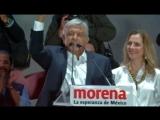 Владимир Путин поздравил избранного в Мексике президента