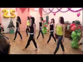 Aliah (oriental dance studio Roksolana). Christmas Hafla