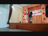 конкурс патриотической песни в СОШ 3. 6 б класс