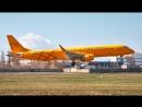 Embraer E195 VQ BRY Ivolga Airlines