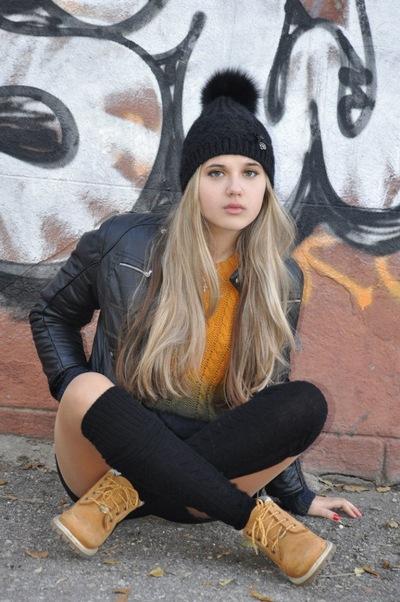 Лиза Тушаковська, 16 апреля 1995, Киев, id196795092