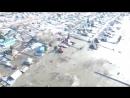 Потоп Зыряновск ВКО затопило под крыши Вид с квадрокоптера - 2 Апреля 2018,_HIGH.mp4