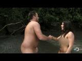 Mujeres desnudas en sobreviviente