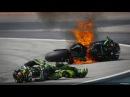 Pol Espargaro Crash Sepang 2014