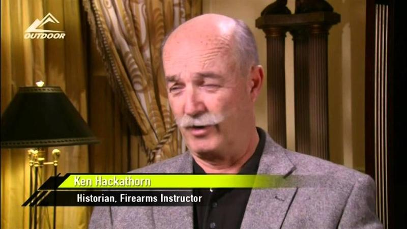 Огнестрельное оружие США (2011) | 3 серия. Кольт 45