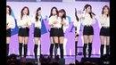 180427 [4K] 구구단(gugudan) 나영, 세정 예스파크 사행시 이천도자기 축제 직캠(Fancam) by 니키식&#4982