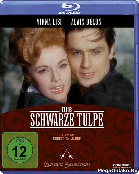 Черный тюльпан / La tulipe noire (1963/BDRip/HDRip)