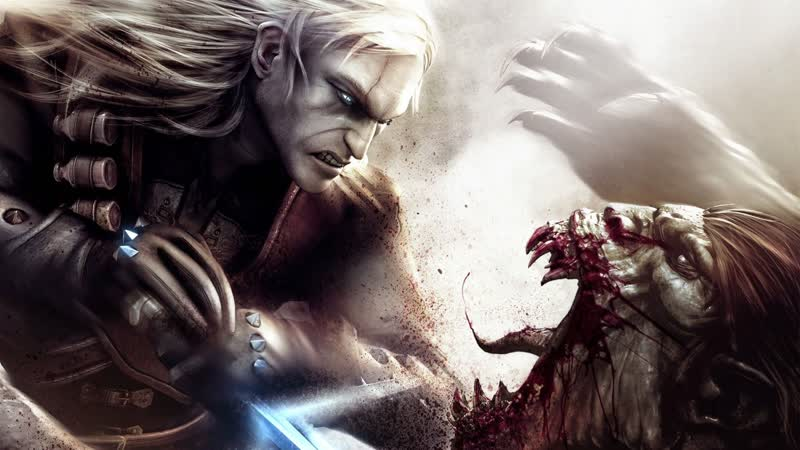 The Witcher Белый волк Начало 01