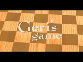 Geri's Game [1997]: Academy award winning Animated short film