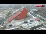 Tak wygląda Muzeum II Wojny Światowej w Gdańsku