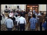 Внесение Сефер Торы. Синагога Горских Евреев-Баку 13-Июня 2013 г. Часть-2