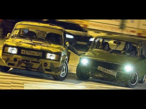 Cool Lada Drifting Montage (/w HardBass)