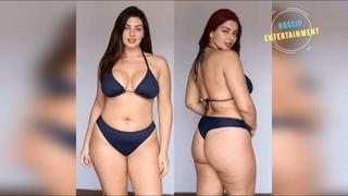 Brazilian Sexy Model - Maria Luiza Mendes - Curvy Hot Models - sexy maria luiza instagram
