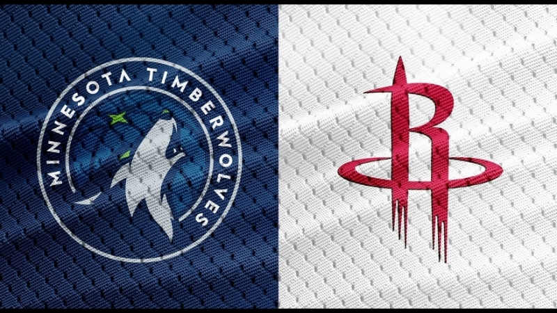 West 1st Round Game 2 18 04 2018 MIN Timberwolves @ HOU Rockets