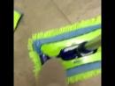 Универсальная швабра с двумя насадками