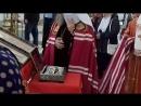 Hram Blagovesheniya 22.04.2018 Kovcheg s moshami Svyatitelya Luki