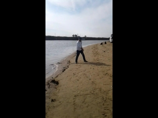 Рыбалка на берша