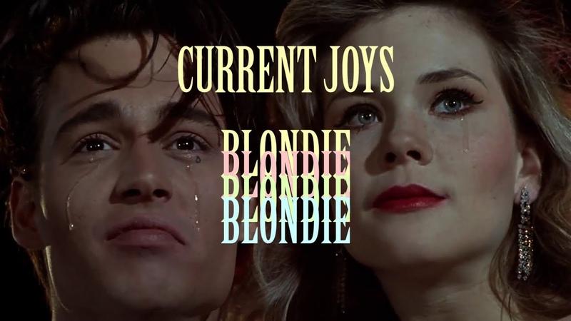 Current Joys Blondie
