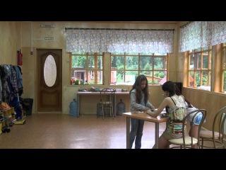 Студия Актер в лагере Орленок 2013 Контрольный урок  Драка
