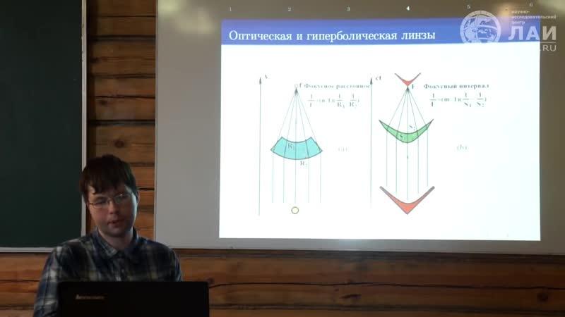 А. Лапшин - Гипотеза роста планет и гиперболическая линза
