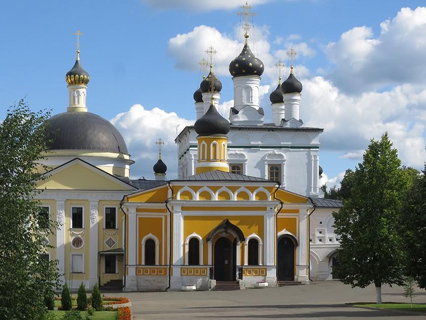 P_AzvgAvMzw Давидова пустынь монастырь в Подмосковье.