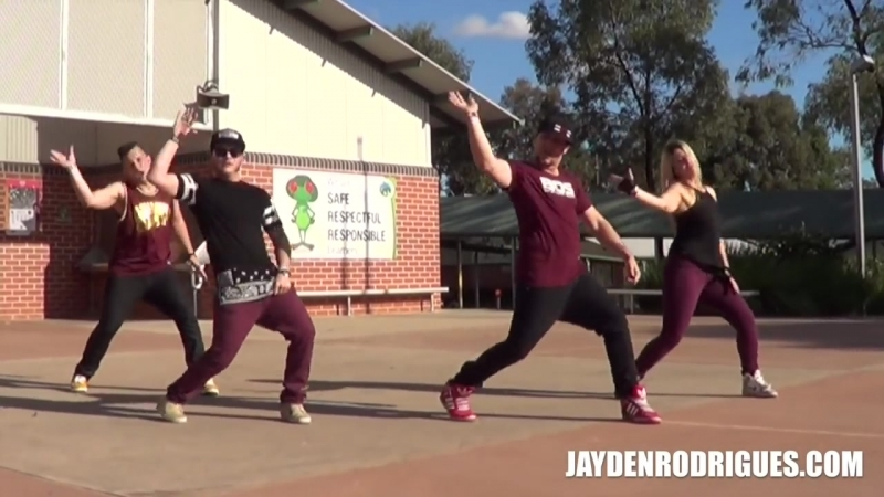 Silento - Watch Me (Whip-Nae Nae) WatchMeDanceOn - Jayden Rodrigues