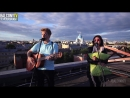 Brazzaville feat. Jenia Lubich - Pillow From Home (Acoustic For BalconyTV 2016)