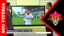 Com Lucas Fernandes em alta confira o risco de rebaixamento do Vitória