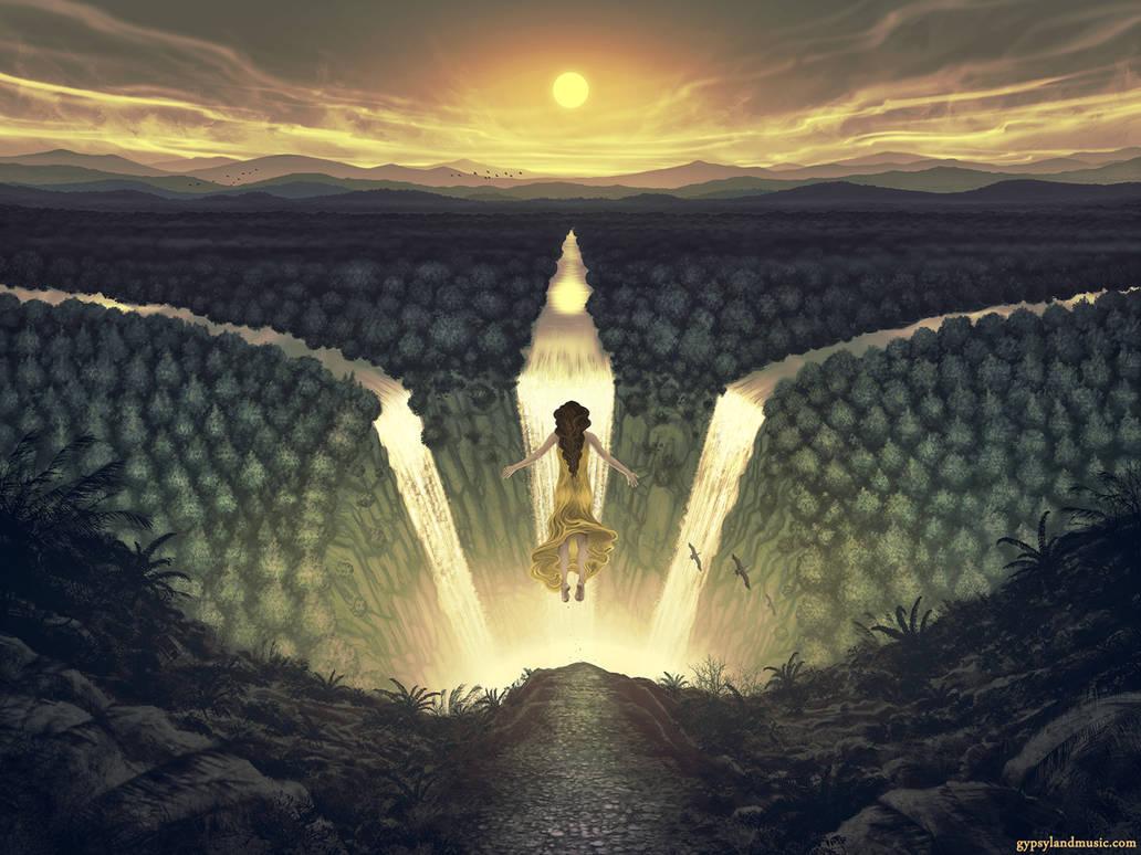 Картина за авторством художника под псевдонимом Ascending Storm — http://www.ascendingstorm.com/