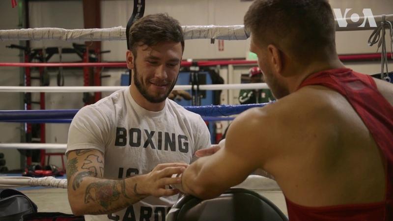 Чому український боксер Сергій Дерев'янченко тренується в горах американського Колорадо
