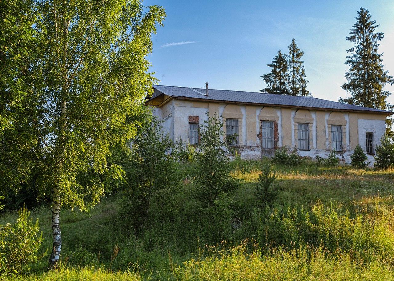 Церковь Георгия Победоносца (Висленев Остров)
