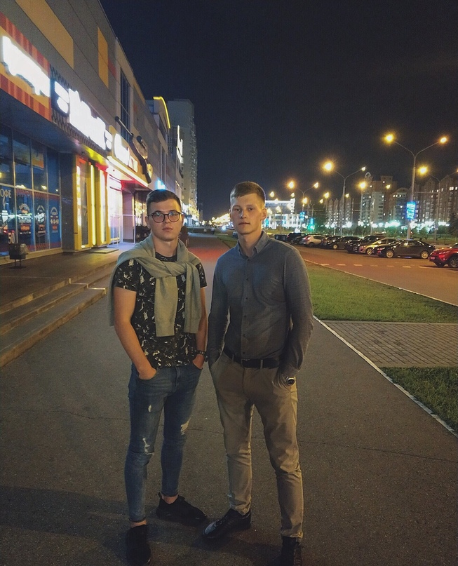 Влад Банджюкас | Новосибирск