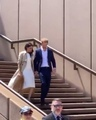 You can easily see the baby bump! Source @_mio