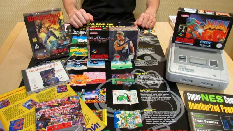 Выпуск 11 Turbo Evgeniy Snes Wolfenstein 3D with gameplay