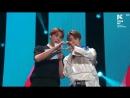 180624 Special MCs Johnny Jaehyun (NCT) @ KCON 2018 NY