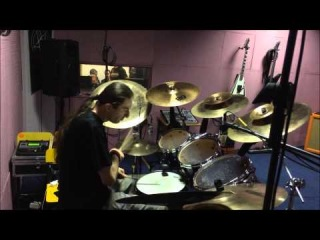 Death-grind drumming #5