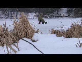 Test-Music.Хорошая песня о зимней рыбалке.