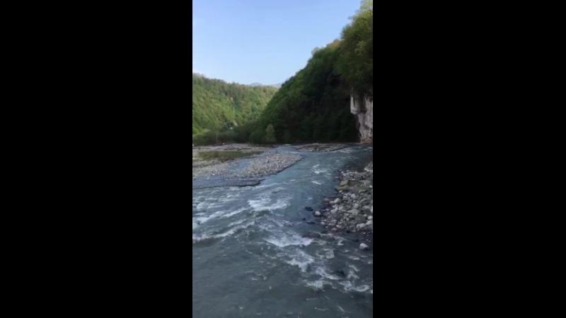 Река Амткел Экскурсия Тренинги с Ричардом и Оксаной Коннер