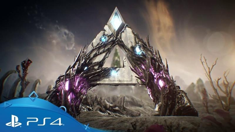 ARK Extinction | Launch Trailer | PS4