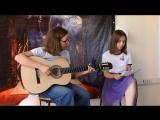 Маша Соколова и Алёна Мальцева - Lightbulbs (Земфира )