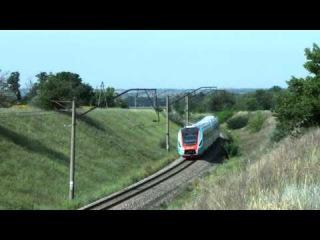Пригородный дизель-поезд ДПКр 2 ПАО