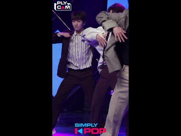 [LIVE] 190322 100%(백퍼센트) 'Still loving you' Hyukjin Cam @ Simply K-Pop Ep.354